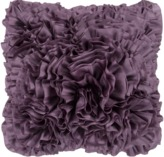 The Well Appointed House Surya Mauve Fluffy Prom Pillow-Available in Two Different Sizes-SMALL SIZE
