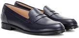 Tod's Galassia Leather Loafers