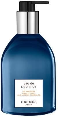 Hermes Eau de Citron Noir Hand & Body Cleansing Gel 10 oz.