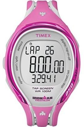 Timex Women's Ironman Sleek Fitness Watch T5K591