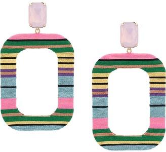 MaryJane Claverol Tijuana earrings