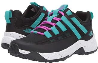 The North Face Trail Escape Crest (TNF Black/Purple Cactus Flower) Women's Shoes