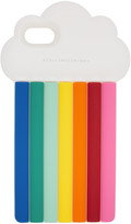 Stella McCartney Multicolor Rainbow Iphone 7 Case