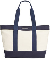 Tommy Hilfiger Daphne Solid Canvas Tote