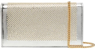 Casadei Stud-Embellished Clutch Bag
