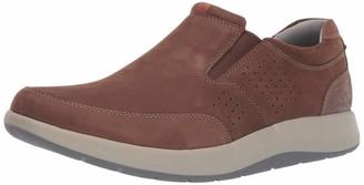 Clarks Men's Shoda Free Waterproof Slip-on Sneaker
