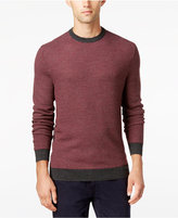 Club Room Men's Merino Blend Sweater, Only at Macy's