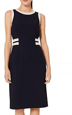Hobbs London Ebony Sheath Dress