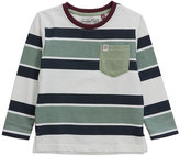 Sovereign Code Sage Stripe Long-Sleeve Quik Top - Infant