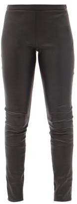 Haider Ackermann Varukers Leather Leggings - Black