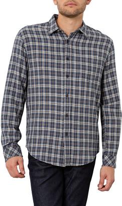 Rails Men's Lennox Plaid Sport Shirt