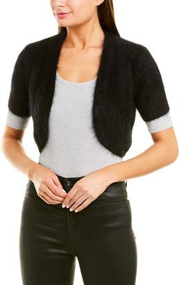 Michael Kors Wool-Blend Cardigan