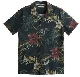 8e35f52d3 Mango Man MANGO MAN Regular-fit hawaiian print shirt