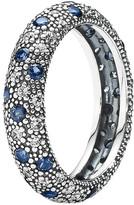 Pandora Comic Stars Silver Cz & Crystal Ring