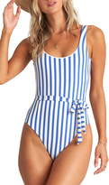 Billabong Blue by U One-Piece Swimsuit