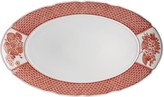 Oscar de la Renta Coralina Small Oval Platter