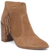 Lucky Brand Mercerr Suede Fringed Boots