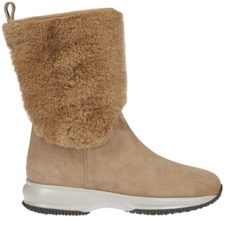 Hogan Woman Interactive Bootie Ankle Boots