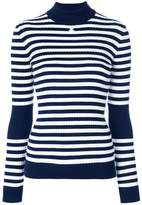 Courreges ribbed jumper