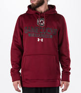 Under Armour Men's South Carolina Gamecocks College Poly Fleece Hoodie