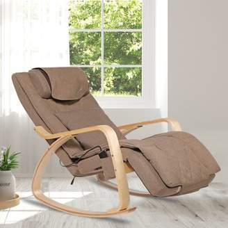 3D Reclining Heated Full Body Massage Chair Latitude Run