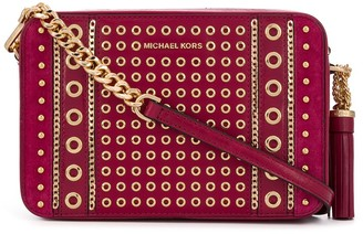 MICHAEL Michael Kors chain detail camera bag