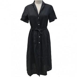 Uniqlo Black Linen Dress for Women