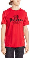 Brixton Men's Tanka Short Sleeve Premium T-Shirt
