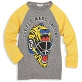 Little Marc Jacobs Toddler's, Little Boy's & Boy's Colorblock Graphic Tee