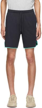 HUGO BOSS Navy Mix Match Shorts