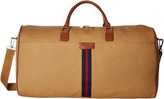 Tommy Hilfiger Elijah - Canvas w/ PVC Trim Weekender