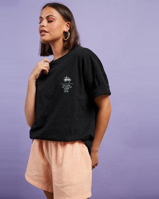 Stussy Cities Relaxed Tee