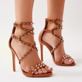 Public Desire Amore Spiky Heels