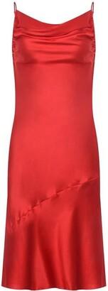 KENDALL + KYLIE Silk Dress