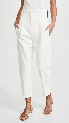 Colovos Buckle Pants