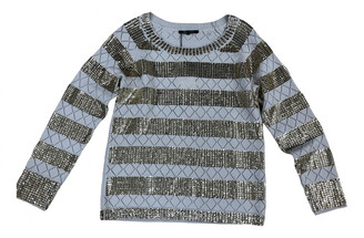 Kobi Halperin Gold Wool Knitwear for Women