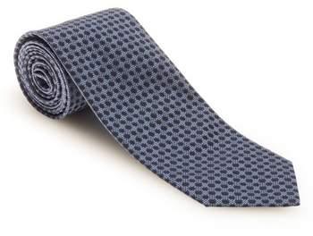 Robert Talbott Men's Dot Silk Tie