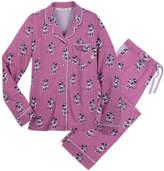 Disney Minnie Mouse Pajama Set for Women by Munki Munki