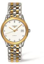 Longines Flagship Diamond Bicolour Watch