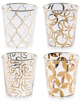 Rosanna 'Luxe Moderne' Double Old Fashioned Glasses
