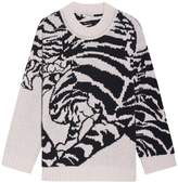 Temperley London Tiger Knit Pullover