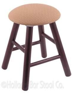 Holland Bar Stool Vanity Stool Holland Bar Stool Color: Axis Summer, Finish: Dark Cherry Oak