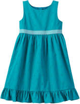 Chaps Toddler Girl Eyelet Dress