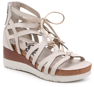 OTBT Escapade Wedge Gladiator Sandal