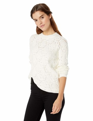 Kensie Women's Nubby Textured Sweater