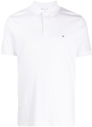 Calvin Klein Short Sleeve Polo Shirt