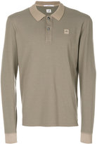C.P. Company fitted polo top