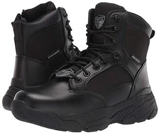 Skechers Markan-Bovill Tactical (Black) Men's Shoes