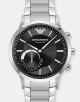 Emporio Armani Hybrid Smartwatch Renato Silver