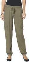 Xhilaration Junior's Cargo Soft Pant - Assorted Colors